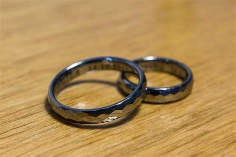 Are Tungsten Rings Beneficial for People Who Are Allergic