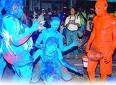 Blue and Red Devils Trini Carnival