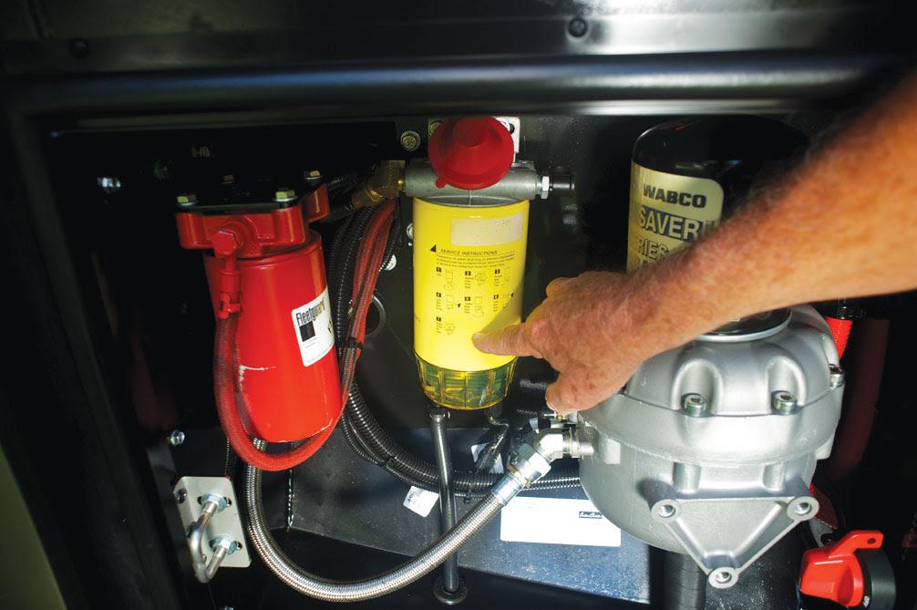 Ford E 450 Fuel Filter Location