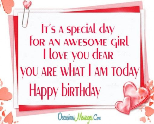 Happy Birthday Wishes For Girlfriend Pictures Photos And Images