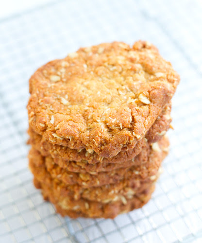 ANZAC cookies / ANZAC biscuits / ANZAC küpsised