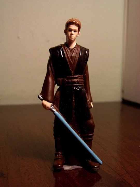 Young Anakin