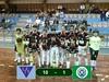Seleção sub 11 de futsal de Jundiaí vence 1º jogo das quartas de final do Piratininga