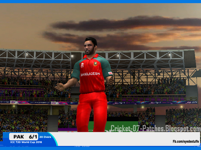 ICC World T20 2016 Patch For Cricket 07