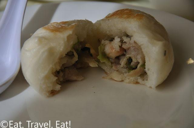 Assorted Meats Bun (Shen Jian Bao)