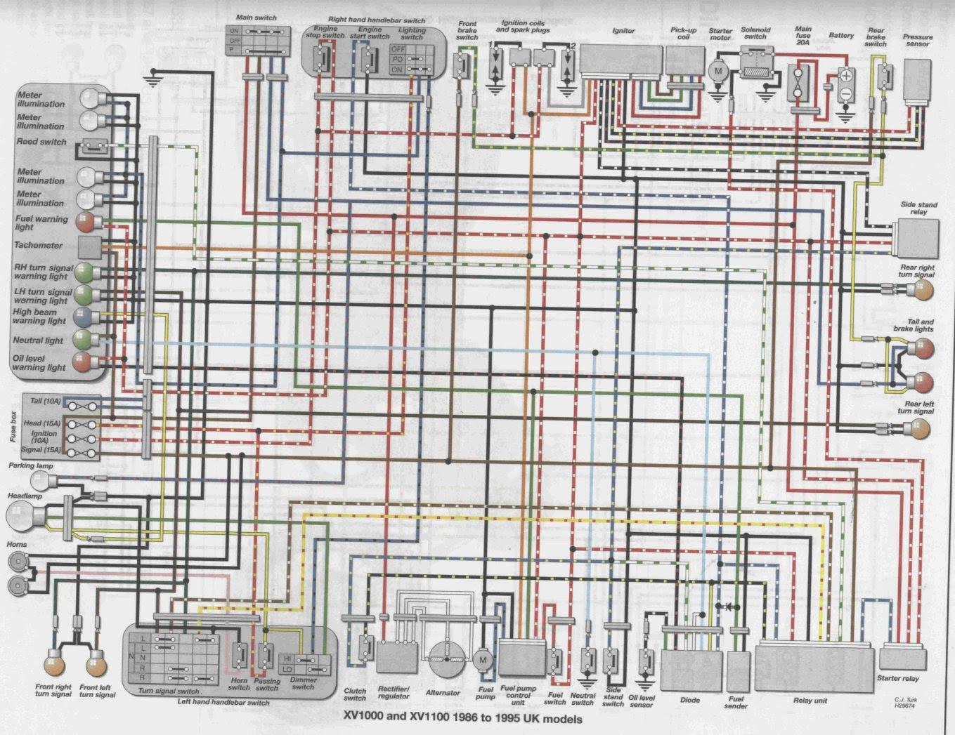 Yamaha V Star 1100 Carburetor Diagram - Wiring Site ResourceWiring Site Resource
