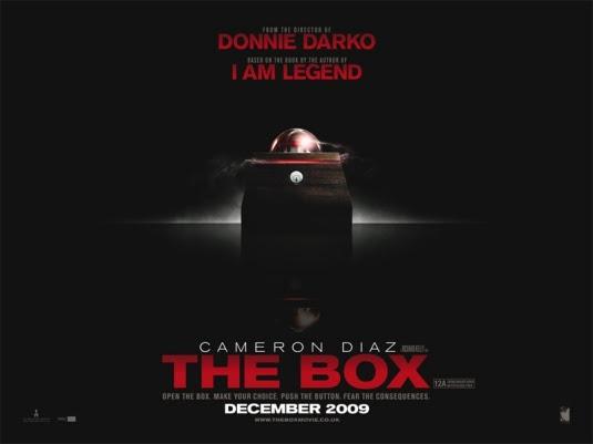 Risultati immagini per the box film poster
