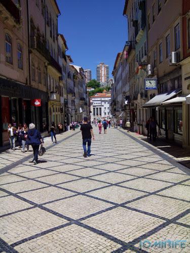 Rua Visconde da Luz em Coimbra