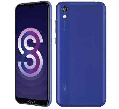 Honor Launches Entry-Level 8S With Sizeable Bezels