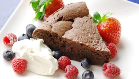 Gooey Chocolate Mousse Cake World Best Food Recipes