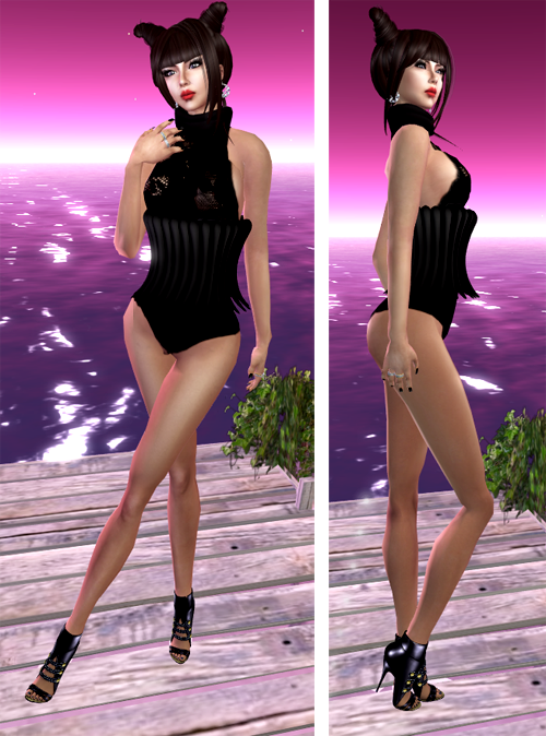 -Glam Affair- [ELEMENT] - JOLE Body