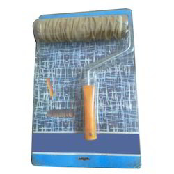 Roller Brush Texture Roller Brush Manufacturer From Hyderabad