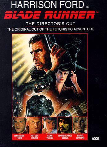 Portada de la pelicula Blade Runner