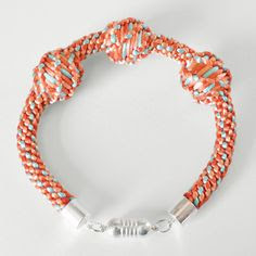 Kumihimo Tutorial Over Cords and Big Beads - Dream a Little Bigger
