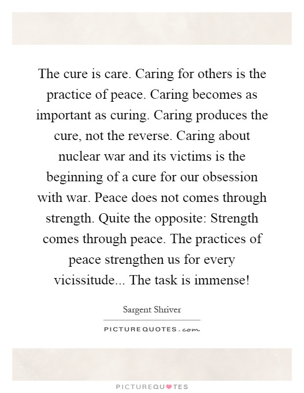 Caring For Others Quotes Sayings Caring For Others Picture