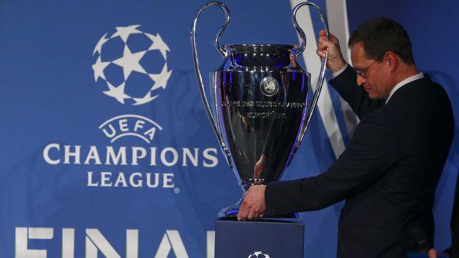 Uang Hadiah Liga Champions yang Makin Menggiurkan