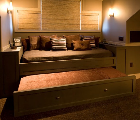 tiny house pull out bed Craft Ideas Pinterest