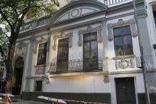 A Pinacoteca Ruben Berta fica na rua Duque de Caxias, 973