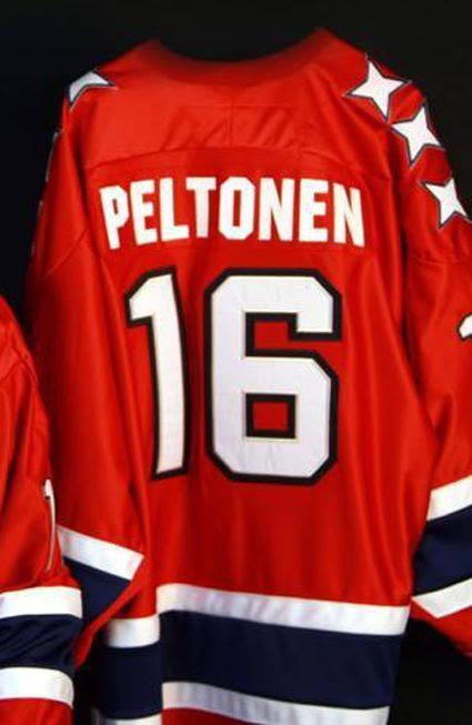 Peltonen HIFK jersey