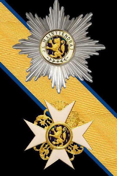 File:De Ordevan de Gouden Leeuw van Nassau.jpg