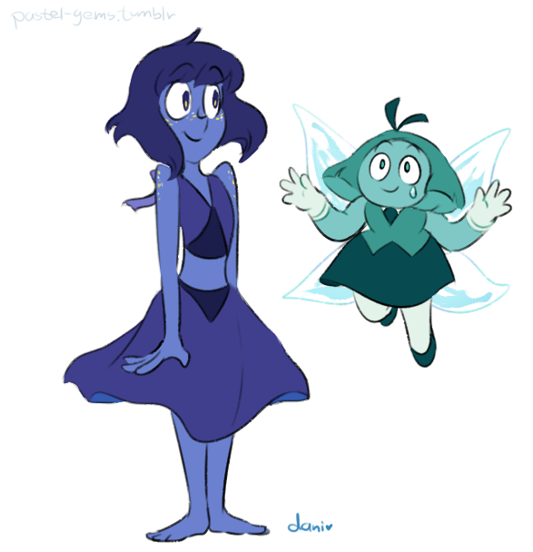 two lovely aqua gems!! as a gemstone enthusiast since second grade, i really wish that these two had different color schemes, for the sake of variety: