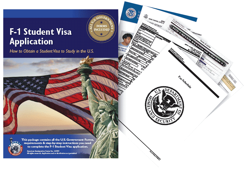 F 1 Student Visa Application Forms Requirements And Guide