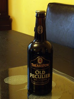 Theakston, Old Peculier, England