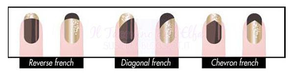 Anteprima Nail Art Mania 2012 Luxury French Kit Pupa