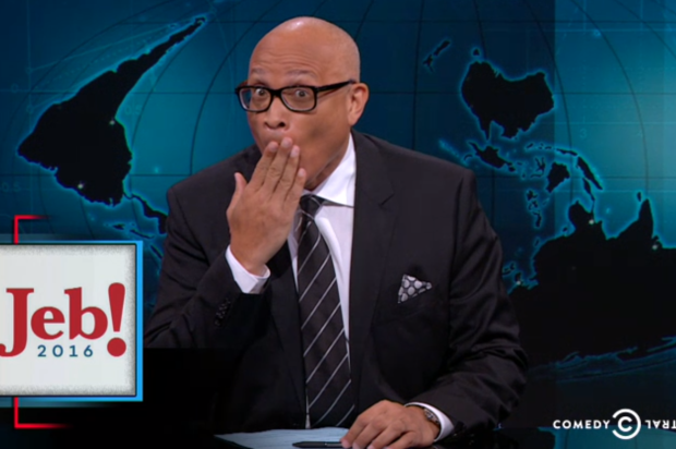 "Larry Wilmore smacks down Jeb Bush for pretending the Iraq War was a ""success"""