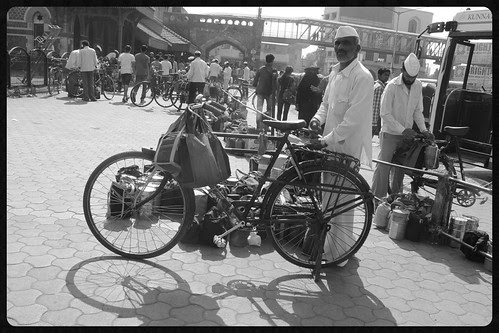 No Political Party Has Done Anything For The Welfare Of The Dabbawala And His Family by firoze shakir photographerno1