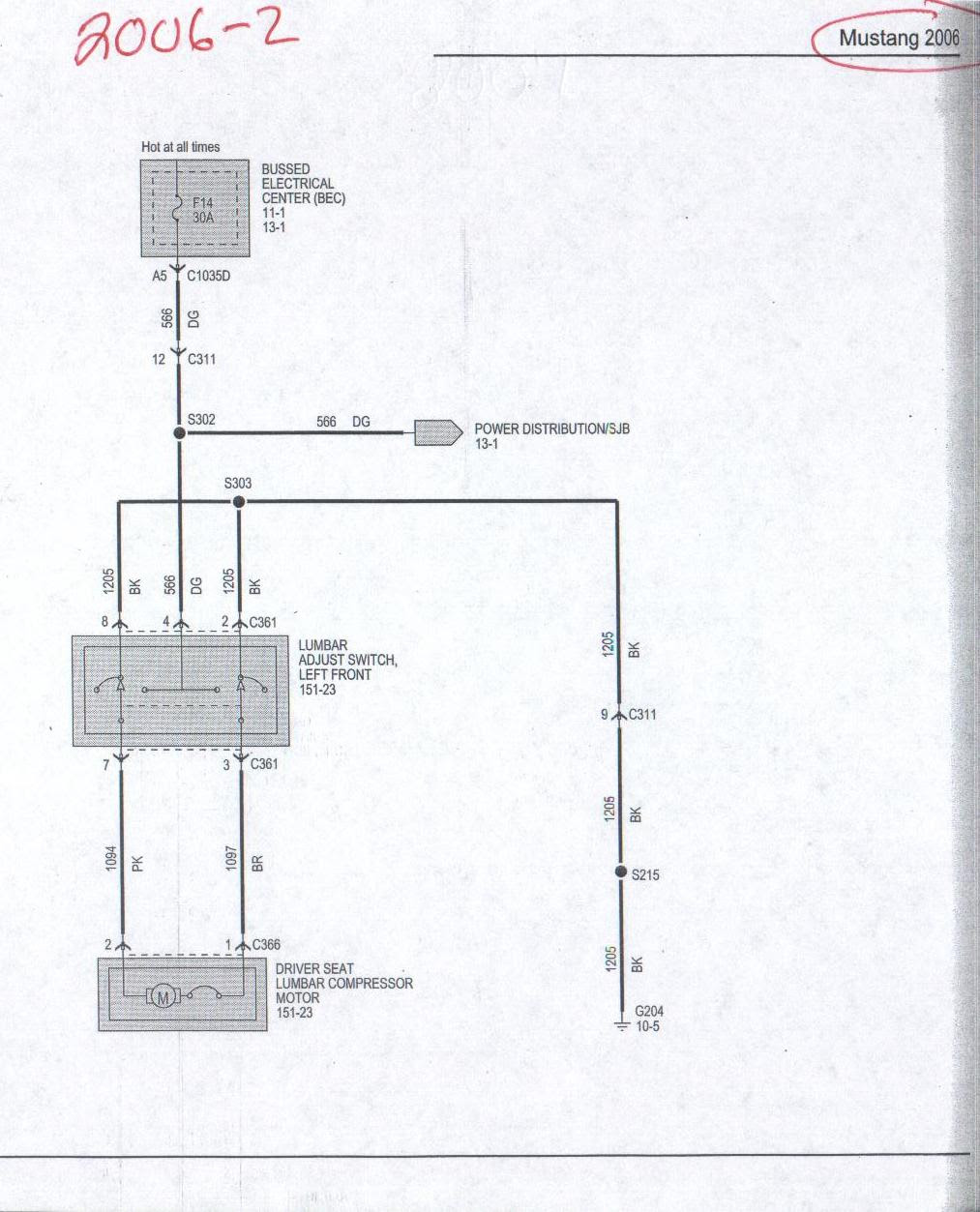 1994 Ford Mustang Power Seat Wiring Diagram 12v Photocell Wiring Diagram Bege Wiring Diagram