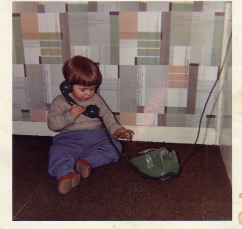 Steve on the phone