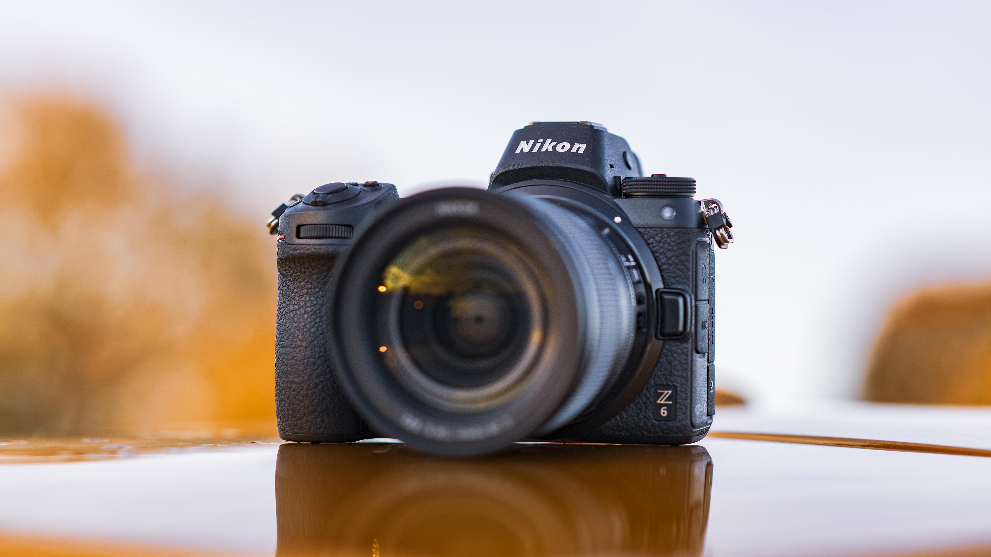 Best mirrorless camera: Nikon Z6