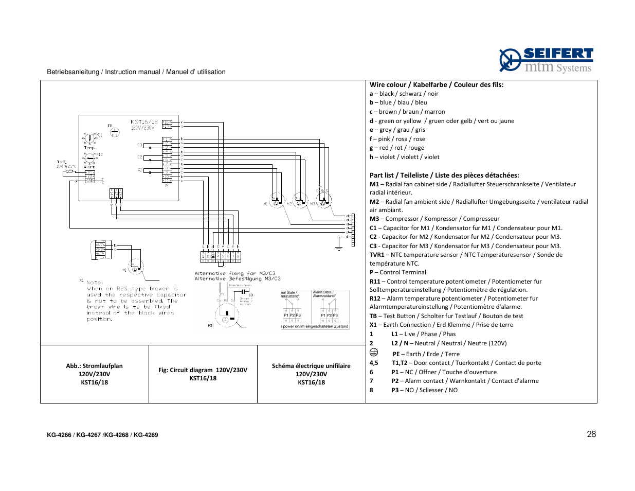 Stromlaufplan John Deere