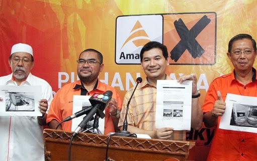 Pakatan Harapan harap Dr Termizi 'hentam' Najib di Parlimen.