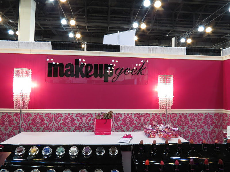 IMATS LA MakeupGeek