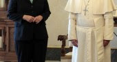 papa francesco angela merkel 5