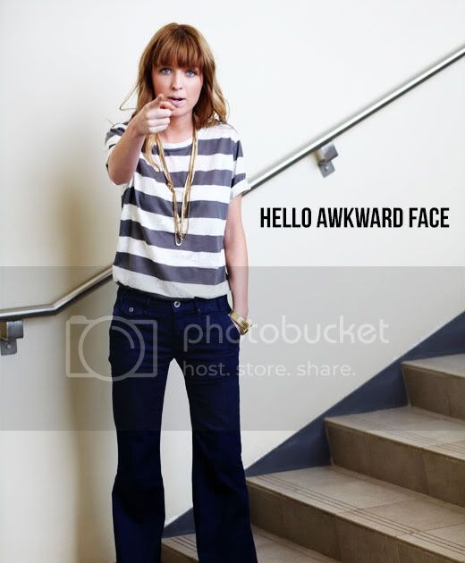Awkward and Awesome Thursday!