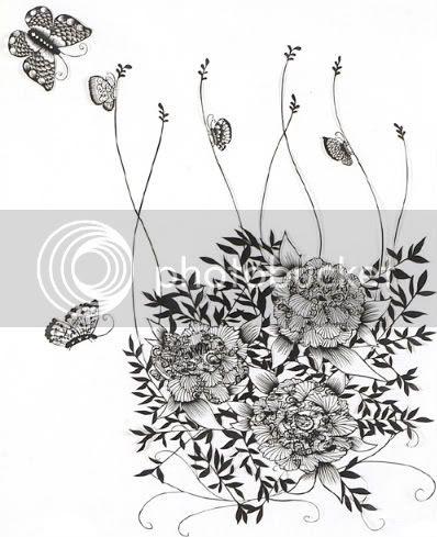 Hina aoyama Lace-cut Creation 9