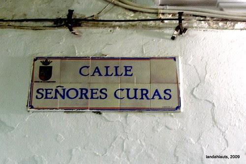 Calle Señores Curas