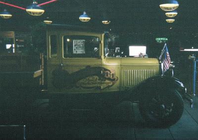 The Truck Inside