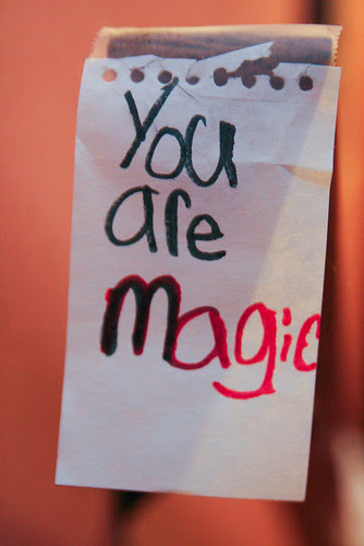 You Are Magic Inspirational Quotes Qiqi Emma January 18, 201017