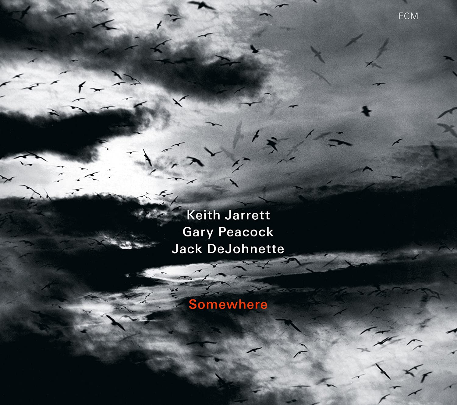 Keith Jarrett - Somewhere cover