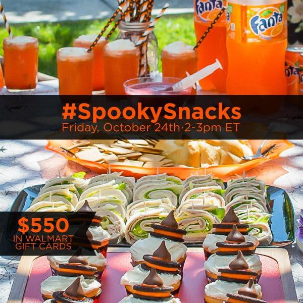 #SpookySnacks-Twitter-Party-10-24-2pmEST