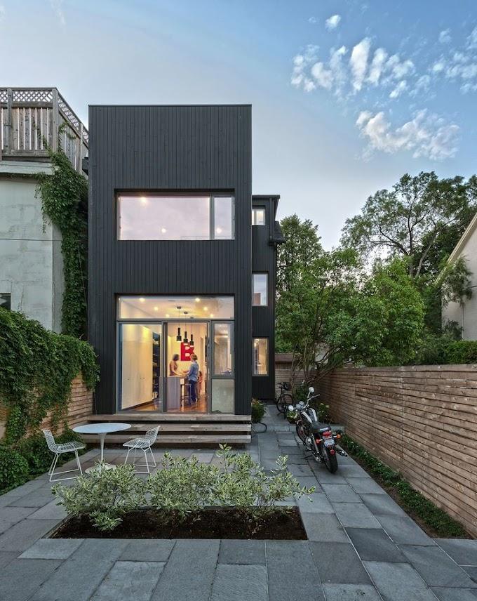 Desain Rumah Minimalis Mewah | Ide Rumah Minimalis