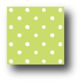 Dots - Key Lime - 8.5 x 11