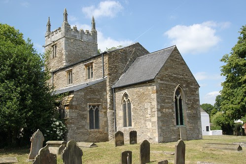 Normanby-by-Spital, Lincolnshire