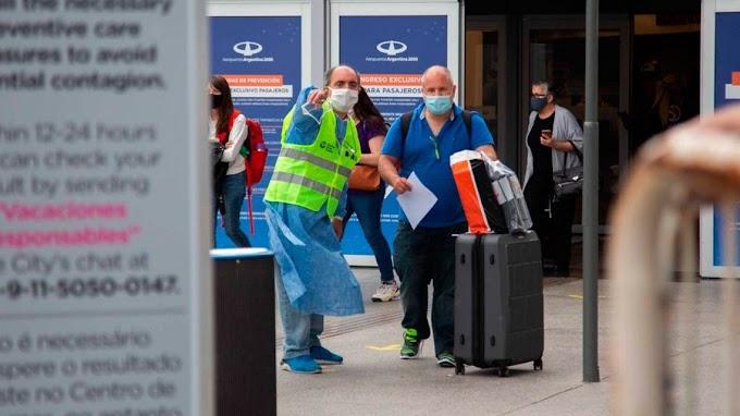 Coronavirus en Argentina: 7.264 nuevos casos y 112 muertos en las últimas 24 horas