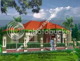 desain rumah murah,desain tampak rumah,denah rumah satu lantai,