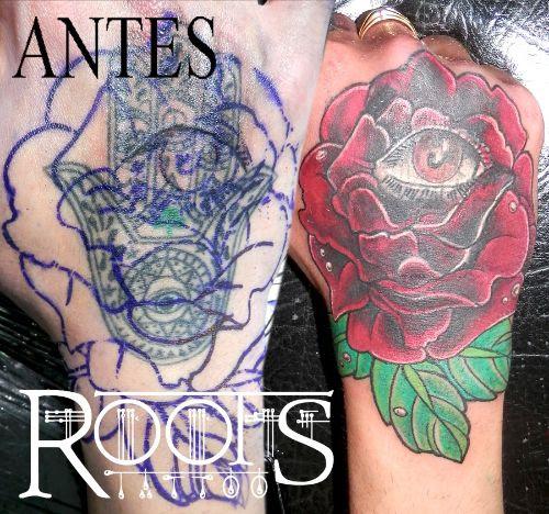 Tatuajes Mano De Fátima Para Darte Suerte Y Protección Mini Tatuajes